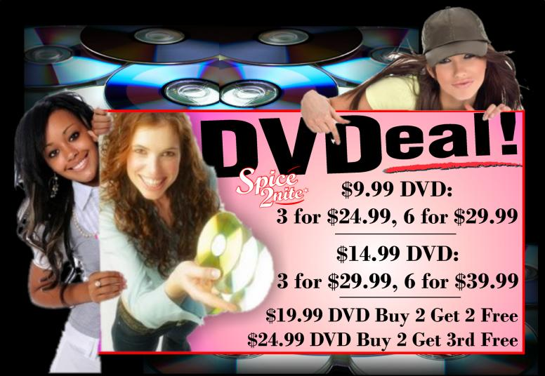 Our current dvd special